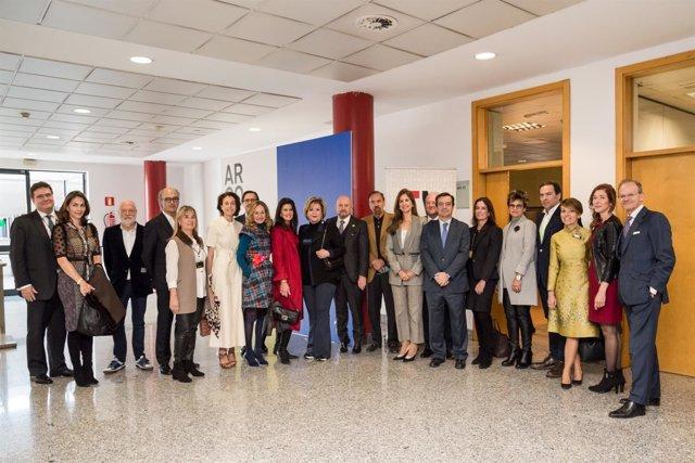 Presentación Del Consejo Internacional De La Fundación Arco