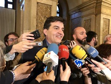 """ERC reclama """"generositat"""" a JxCat per tancar un acord de Govern al més aviat possible (EUROPA PRESS)"""