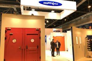 Novoferm apuesta en Smart Doors por una amplia gama en puertas cortafuego para garantizar seguridad en caso de incendio