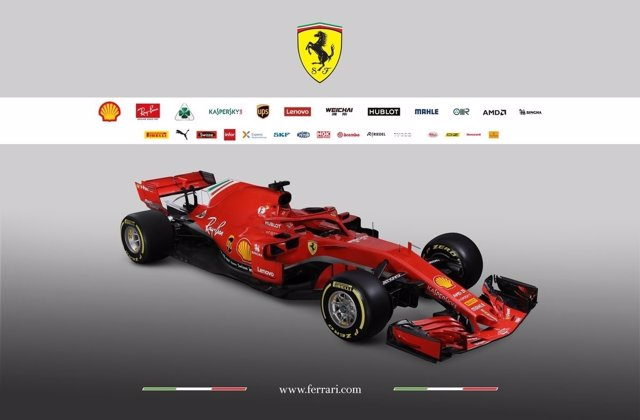 Ferrari presenta su SF71H