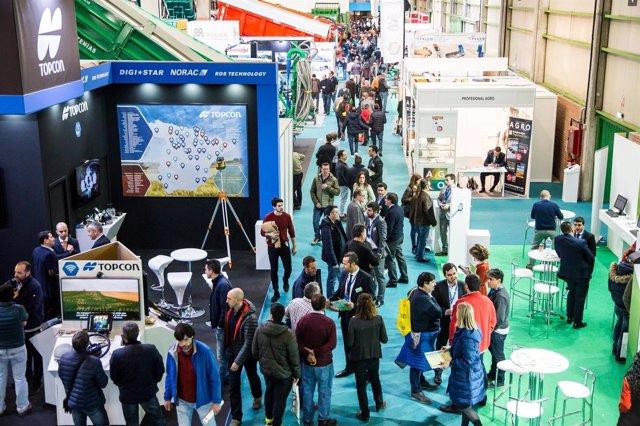 Feria Internacional de Maquinaria Agrícola 2018.