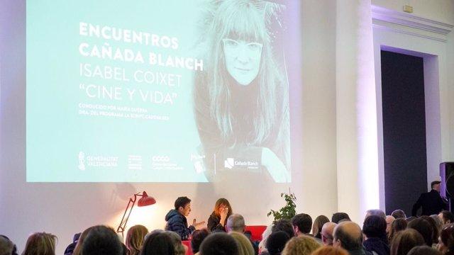 Isabel Coixet en València