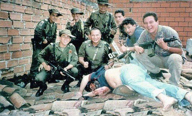 Muerte Pablo Escobar
