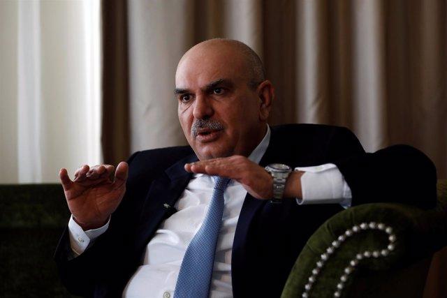 Mohamed al Emadi, presidente del Comité de Qatar para la Reconstrucción de Gaza