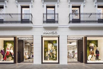 Mango abre hoy su 'megastore' de Preciados (Madrid), que contará con probadores digitales