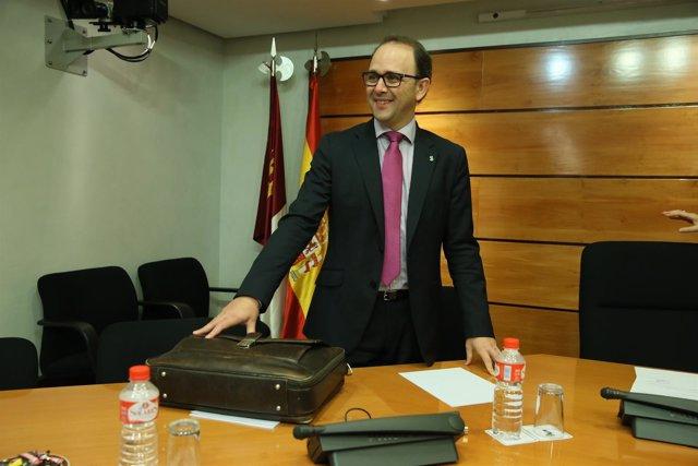 José Antonio Ballesteros  en Comisión