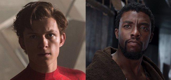 A Spiderman también le encanta Black Panther (MARVEL STUDIOS)