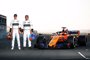 McLaren recupera su histórico color papaya buscando inspiración para el MCL33