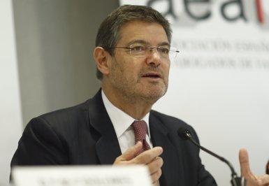 """Catalá diu que el candidat a presidir la Generalitat ha de tenir un """"horitzó judicial tranquil"""" (Europa Press)"""