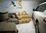 Cuatro detenidos e intervenidos 2.500 kilos de hachís en una nave industrial de La Línea (Cádiz)