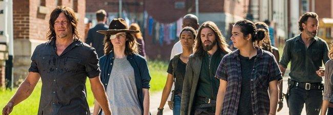 The Walking Dead confirma la gran muerte de la 8ª temporada en su nuevo adelanto (AMC)