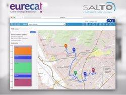 Group Saltó presenta un programari que assigna tasques segons el perfil de l'operari (EURECAT)