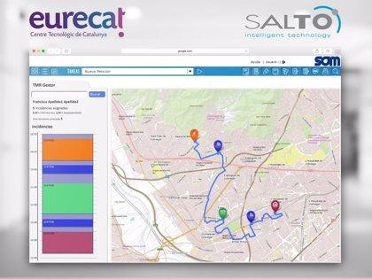 Group Saltó presenta un programari que assigna tasques segons el perfil de l'operari