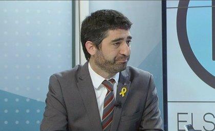 Jordi Puigneró, que fue detenido por el 1-O, defiende su boicot al Rey en la inauguración del Mobile World Congress