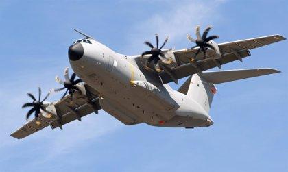 Indra equipará nueve aviones de transporte militar A400M del ejército español con su sistema InShield
