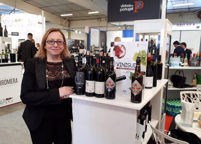 Foto Y Nota De Prensa: Extenda Apoya La Promoción De Empresas Andaluzas Producto