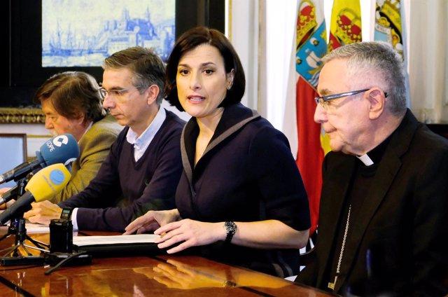 Presentación del proyecto de remodelación de la plaza de la Catedral