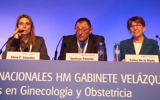 XV Jornadas Nacionales Ginecología HM Gabinete Velázquez