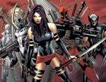 Luz verde al rodaje de X-Force, con Deadpool y Cable