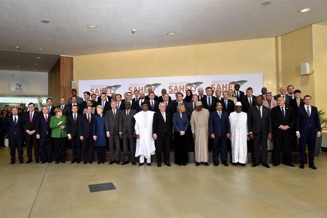 Cumbre de la UE y el Sahel
