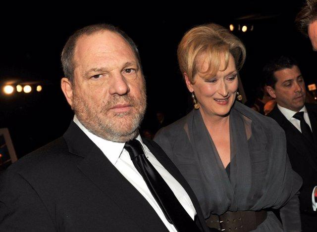 Weinstein Se Disculpa Con Meryl Streep Y Jennifer Lawrence
