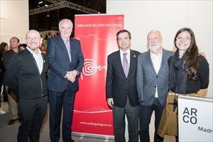 Perú será el país invitado en ARCOmadrid 2019