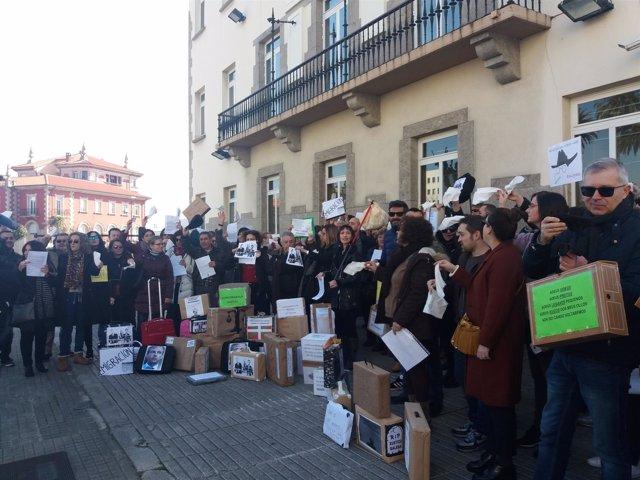 Fotos Protesta Justicia