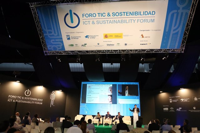 Foro TIC & Sostenibilidad De Greencities