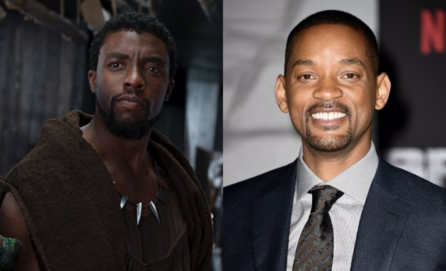 Black Panther y Will Smith