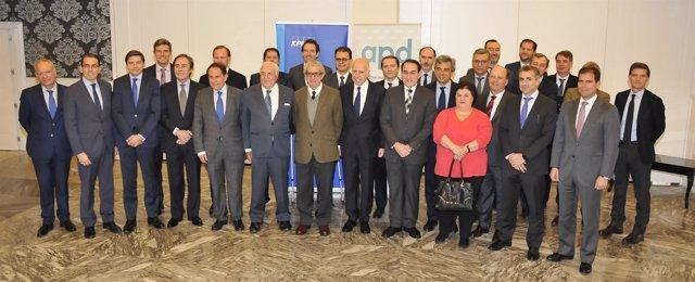 Reunión de la Asociación para el Progreso de la Dirección (APD)