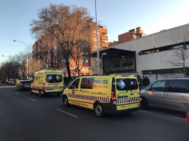 Centro Suap del Summa en Madrid