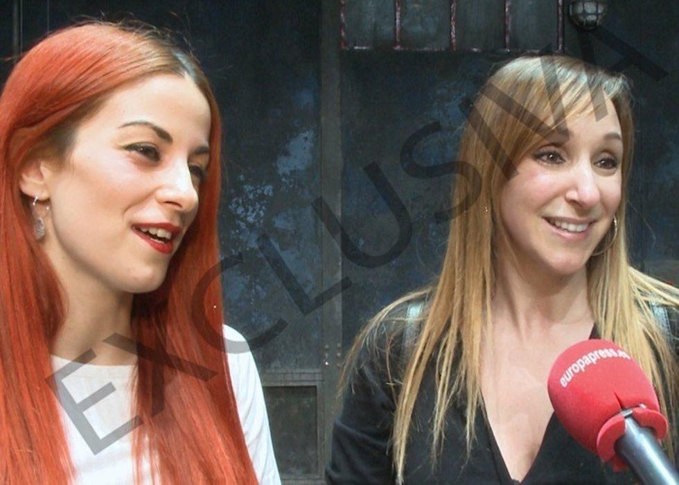 Vicky Gómez y Mamen Márquez
