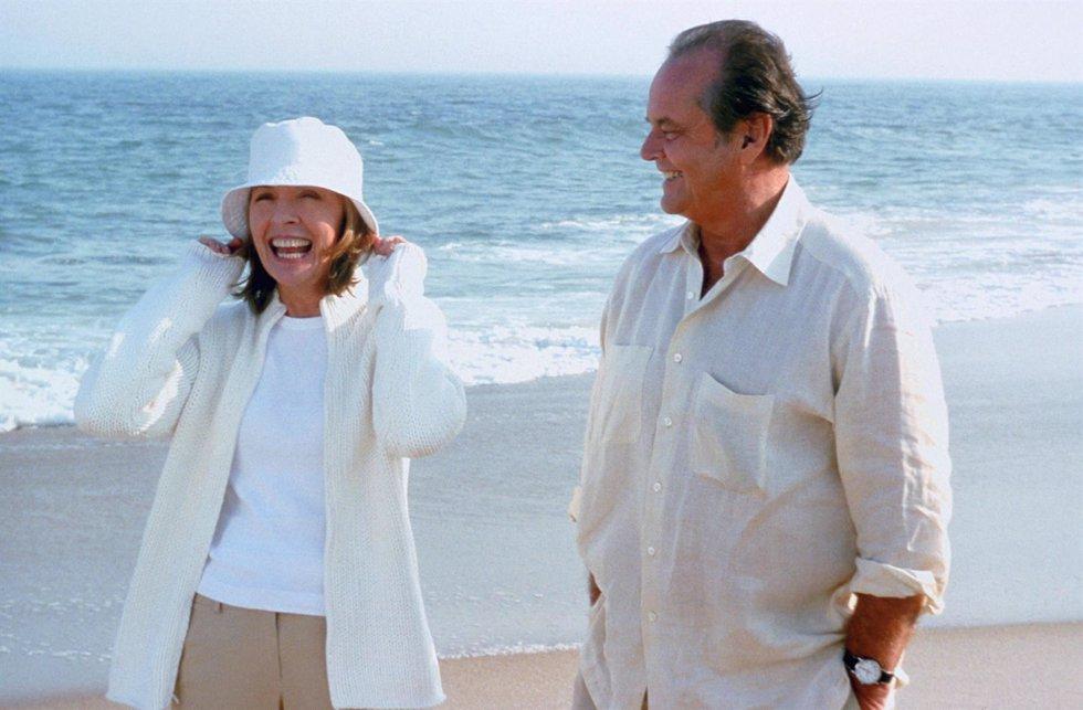 Something's Gotta Give (2003)Diane Keaton as Erica BarryJack Nicholson as Harr