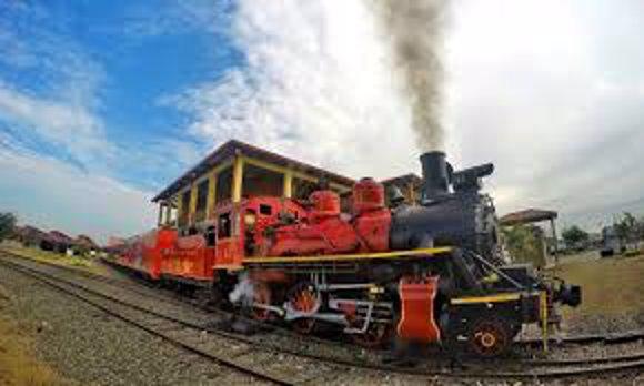 El Tren Cruero en Sibambe