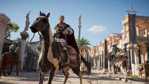 Discovery Tour de Assassin's Creed Origins