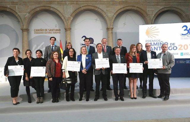 Premios Camino de Santiago