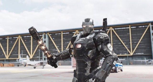 Máquina de Guerra Vengadores