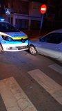 Detenido un hombre tras forzar a su pareja con violencia a meterse en el coche en Puente de Vallecas