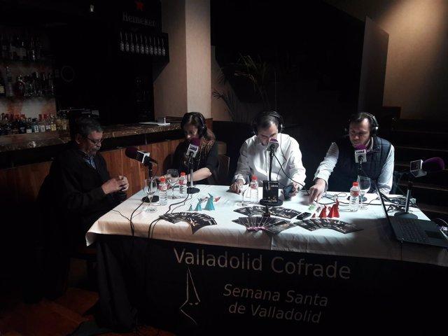 Valladolid.- Presentación de la guía del cofrade