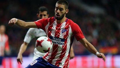 Montoro y Olabe, novedades en una lista del Atlético sin Carrasco