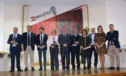 El Ayuntamiento de Quesada (Jaén) entrega los premios 'Zabaleta del Año' en su novena edición