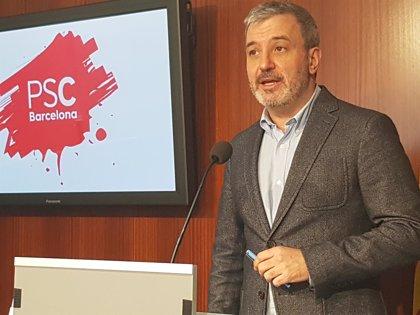"""Collboni (PSC) pide a Colau que """"rectifique"""" su ausencia a la recepción oficial del Rey"""