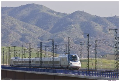 Renfe amplía la oferta del AVE entre Málaga y Madrid con una incorporación más diaria a partir del 16 de marzo