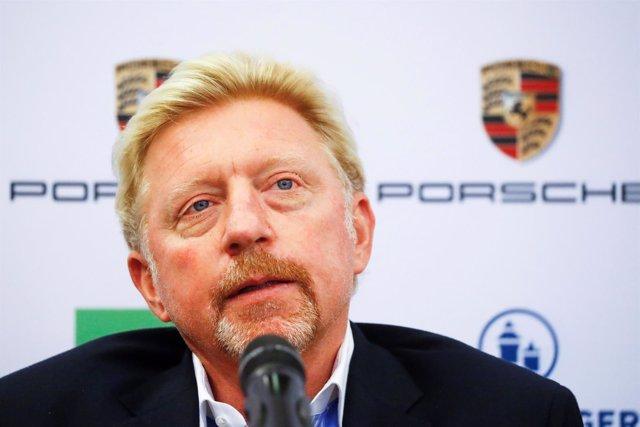Boris Becker, nombado jefe del tenis alemán