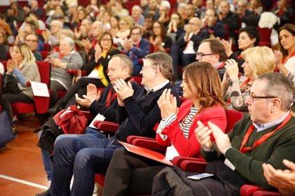 """Puig anima a Sandra Gómez y al PSPV a """"comerse València"""" y """"reconectar con la ciudadanía"""""""