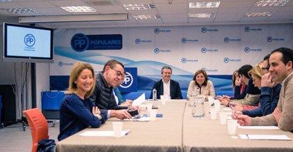 El PPCV y la Gestora de Valencia suman fuerzas de cara a la ruta por municipios para explicar medidas económicas