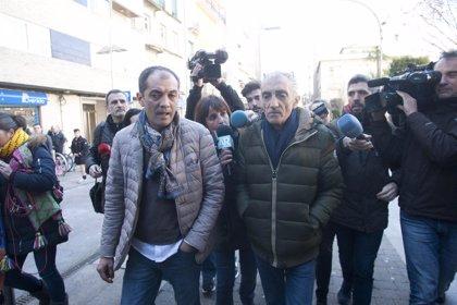 Julio Araújo, investigado por la desaparición de Sonia Iglesias, trasladado al hospital de Santiago