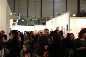 Los galeristas más jóvenes pisan fuerte con la sección 'Opening' en ARCOmadrid 2018
