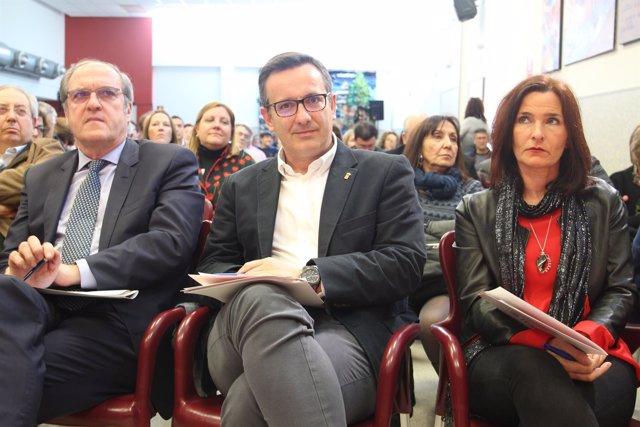 Conferencia Abierta sobre Educación celebrada por el PSRM-PSOE