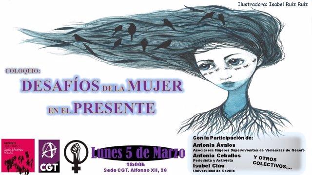 Ateneo Libertario Guillermina Organiza Un Coloquio En Sevilla En
